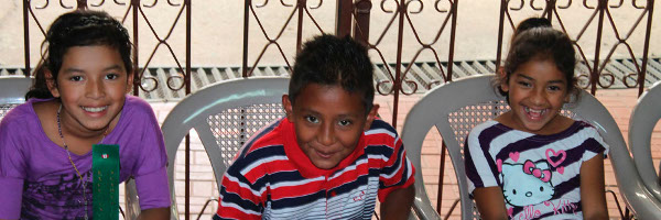 HELP Honduras children