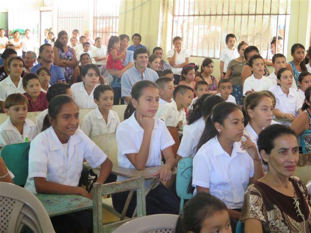 HELP Honduras families