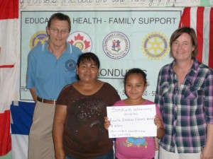 HELP Honduras volunteers