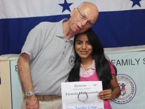 HELP Honduras volunteers